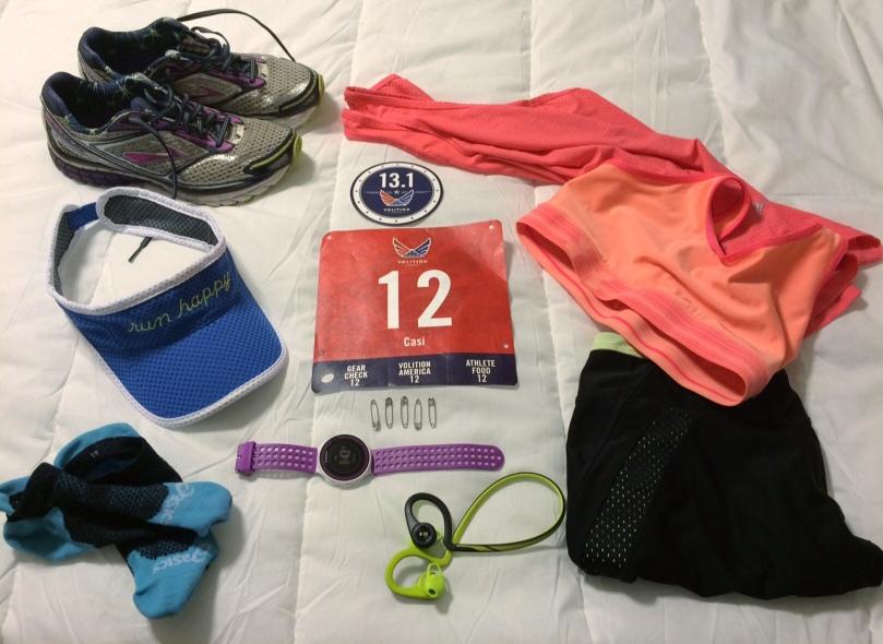 half marathon outfit casi runs