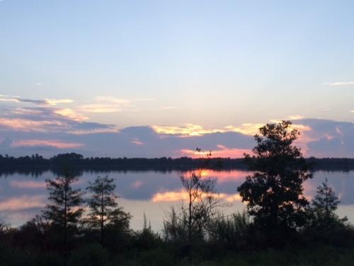 long run recap lake baldwin sunrise